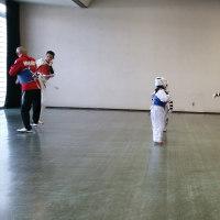 鎌ヶ谷テコンドークラブ、3月4日(土)の練習模様♪♪