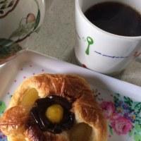 今日の朝食(╹◡╹)
