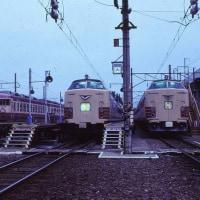 1982/6/22  新幹線開業前日の盛岡にて