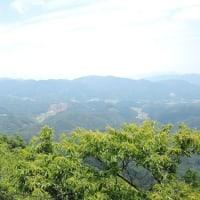 大峯山に登る