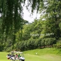 ゴルフ観戦してきました~♪