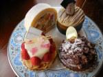 恵比寿、ウェスティンホテル東京 『ウェスティンデリ』 のケーキ