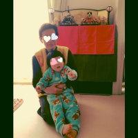 2歳 雛祭り