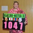 「白鵬、魁皇より7年早く歴代1位の1047勝」とのニュースっす。