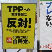 TPP強行採決を狙う安倍内閣、テロに等しい