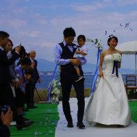 お幸せにin琵琶湖畔