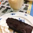 チョコレートケーキ(^ ^)