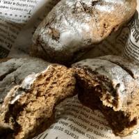 はったい粉のパン