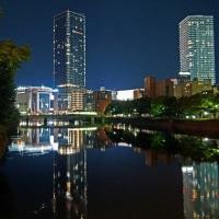 広島 街の灯り 170614