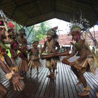 パプアニューギニアの旅6