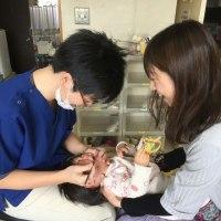 歯科健診練習