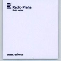 ラジオ・プラハ ベリカード  イェシュチェト山ケーブルカー