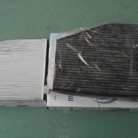 アウディ TT エアコンフィルター エアーフィルター交換