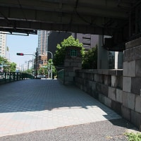 日本橋散歩・外堀通りを歩く