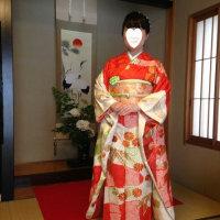 6月24日2・3件目の出張着付は大阪市・富田林市、留袖ロケとご結納の付け下げと振袖の着付けでした。