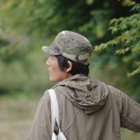 たけちゃんの「ニホンミツバチ」のお話と「あさひ山里ぼうけん遊び隊2017」