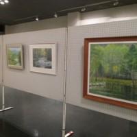 資料館のミニギャラリー展