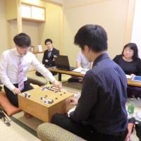 第42期名人戦リーグ(5/18 関西総本部対局)