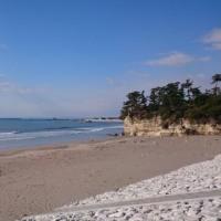 穏やかな七ヶ浜です