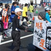 北九州マラソン応援。