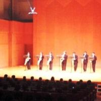 金沢サックス&金沢トロンボーン演奏会。