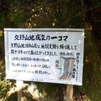 伊賀越え逃走路(倉治~~~穂谷)の確認。弁当持参の健脚と通常コースを検討しよう。