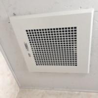 板橋区 常盤台 トイレ換気扇交換工事
