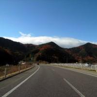 会津に向かって GR