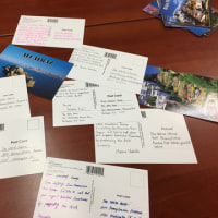 アメリカのNGOでインターンシップをしている学生さんたちがホワイトハウスへ支援を要請する手紙を出した