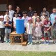 子どもミツバチ教室を開催しました