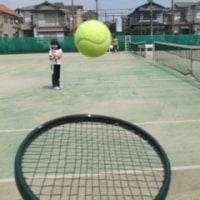 テニスの会♬