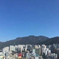 香港みたいな…the buildings look like in Hong Kong - 韓国/釜山へ travelling to Pusan