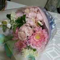◇◇◇ 花 束 を …♪