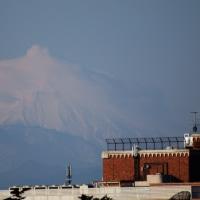 2017年1月22日,富士山