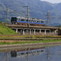 湖西線の521系電車