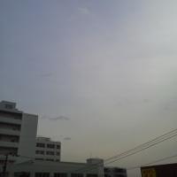 2016/10/28          午前9時さっぽろの空模様