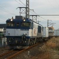 2017年1月18日  新金貨物線   EF64-1017 1094レ