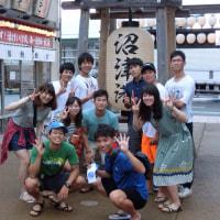 「しのだの夏休み」 3年篠田