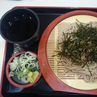 えきめん茶屋(ざるそば)