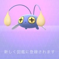 ポケモンGO  10キロタマゴ  グライガー