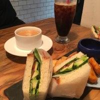 三田  H Sandwich House