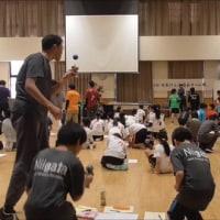 日本けん玉協会杯ジュニア 全日本少年少女けん玉道選手権大会への中間テスト