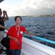 「ハワイ旅行記」№02 ワイキキの浜を見ながらクルーズ