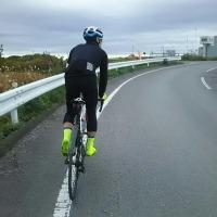 11.23自転車に乗ったのち試験勉強(少し)
