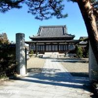 からすやま寺町の寺院「八丁山妙善寺」