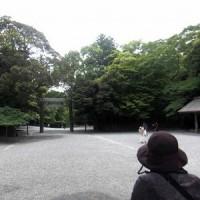 お伊勢参りに行ってきました。