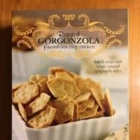 トレジョーのゴルゴンゾーラチーズ風味のクラッカー