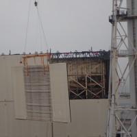 要注意⇒福島第一原発1号機建屋カバー解体開始。インテリジェンス提唱の大森義夫元内閣情報調査室長死去。