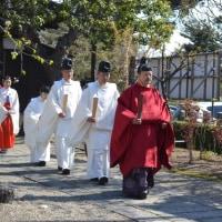 鶴岡護国神社春季例大祭