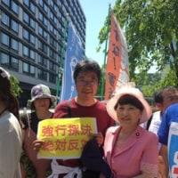 20170523 社民党参議院議員福島みずほ副党首時局インタビュー